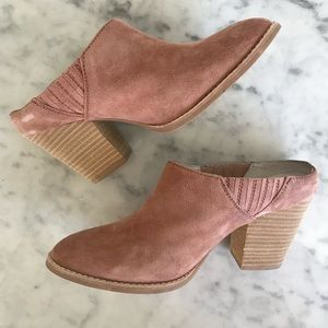 Jeffery Campbell Bootie Mules